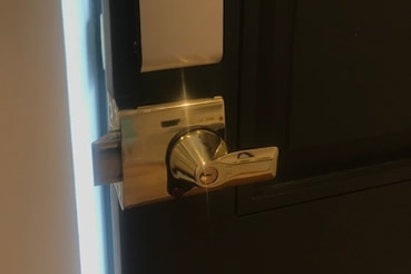 Burglary repair by Kingston locksmith